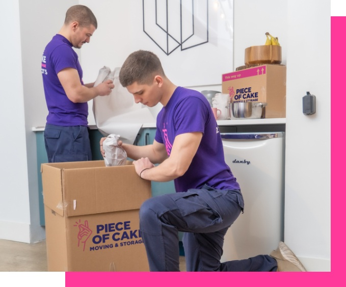 Complete furniture packing service NYC