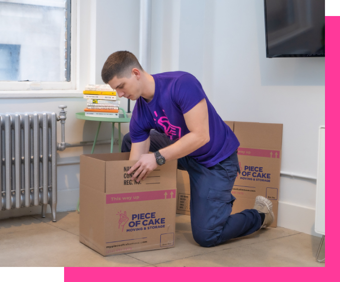 Full furniture packing and unpacking services in New York