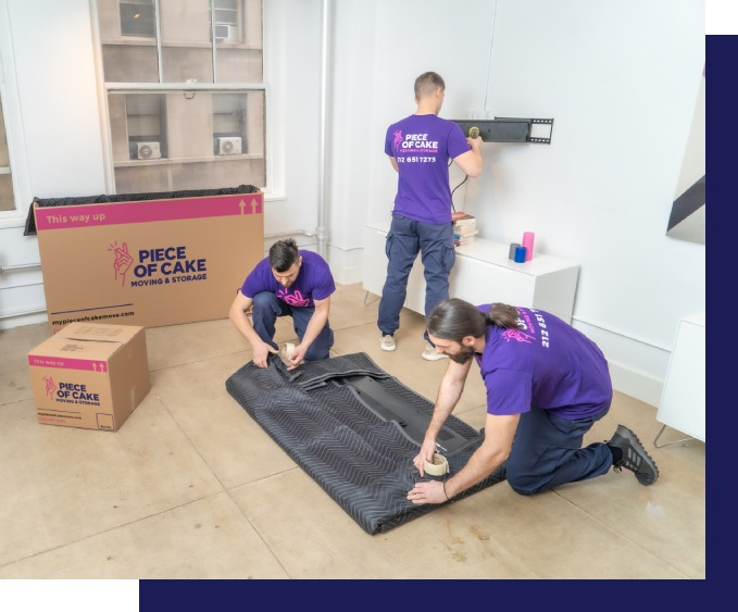 Full packing services NYC - Top Rated Moving Company