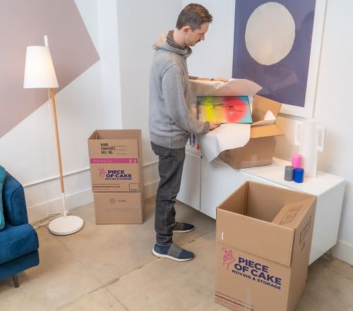 What to pack first when moving?