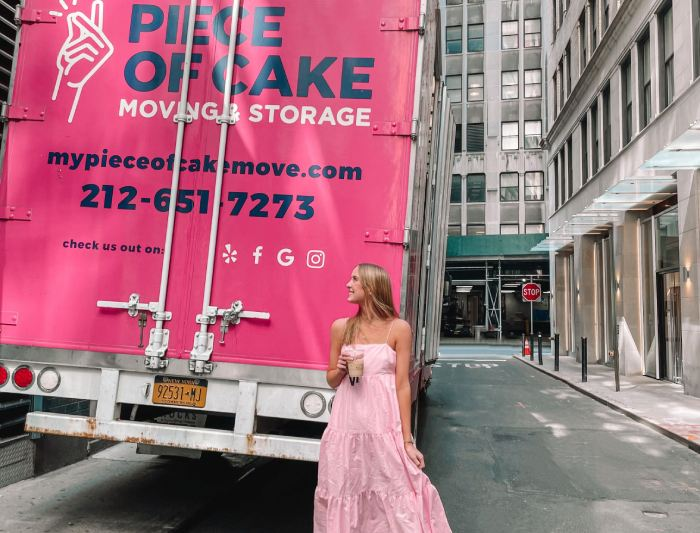 NYC moving in the summer