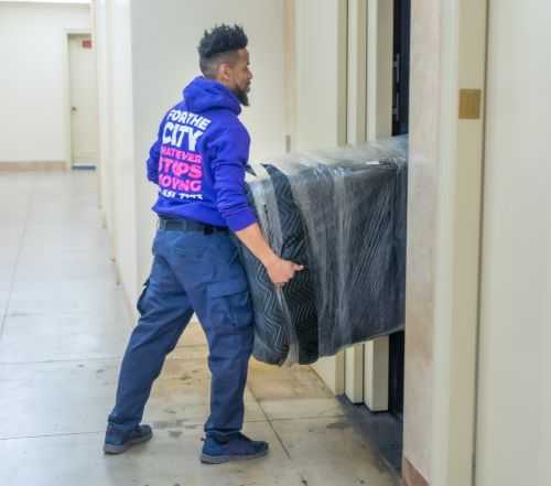 How to move heavy items safely